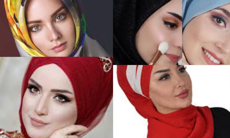 Türbanlı Kadınlar İçin Günlük Makyaj Önerileri