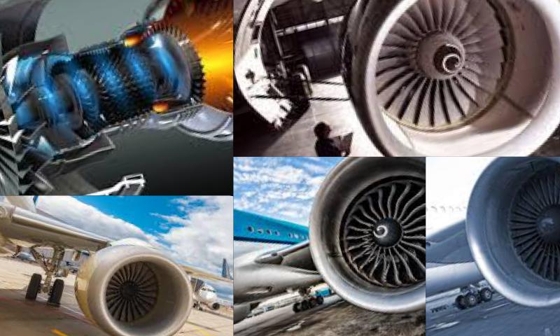 Uçak Motoru Nedir? Nasıl Çalışır?