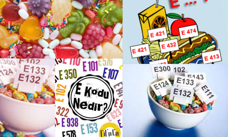 E-104 Katkı Maddesi Nedir?