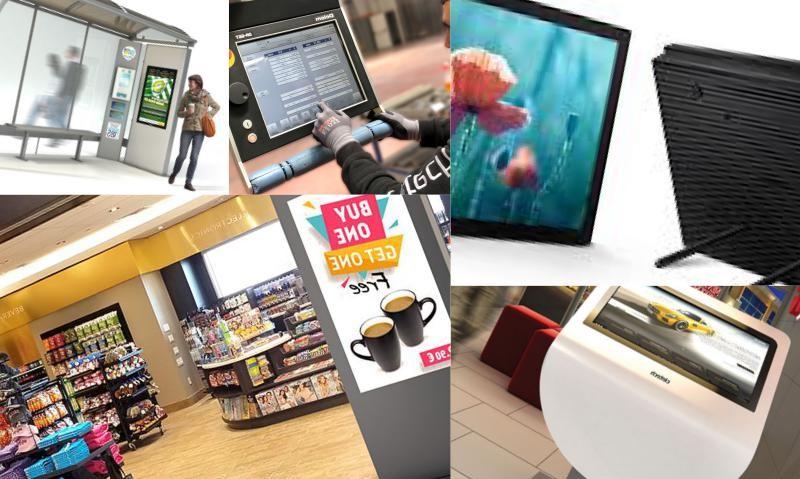 Samsung Video Wall Çeşitleri