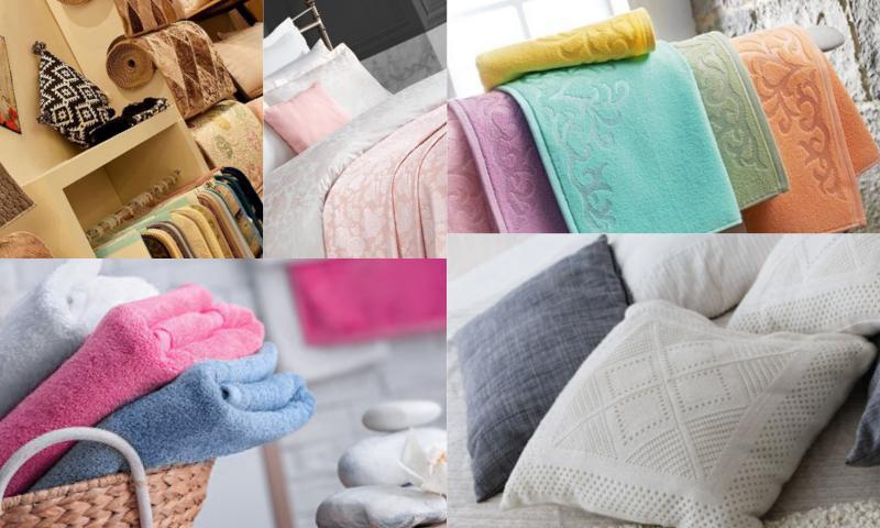 Ev Tekstilinde Temizliği Yapılan Ürün Grupları