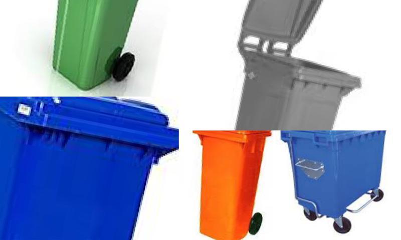 Garbage Can- Çöp Tenekesi