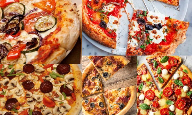 Hazır Pizza Lezzeti