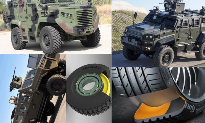 Run Flat Tire Systems Avantajları