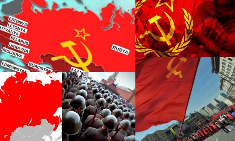 Sovyetler Birliği'nin Dağılması