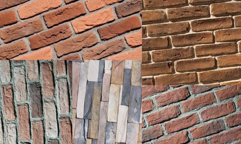 Tuğla Duvar Kaplama Ürünleri